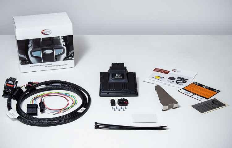 Techart Powerkit foi desenvolvido para aumentar a potência dos motores dos Porsche 911 - Techart / Divulgação