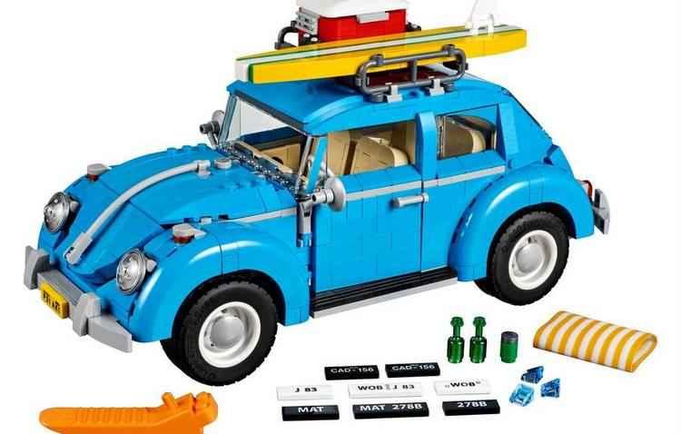 Modelo terá preço salgado no Brasil, em comparativo à outros países - Lego / Divulgação