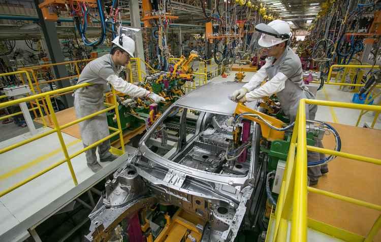 Fábrica de Jacareí terá 90% dos funcionário de produção com licença remunerada no período  - Chery/Divulgação