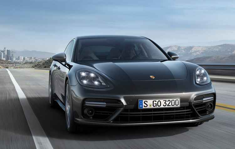 Porsche/ divulgacao