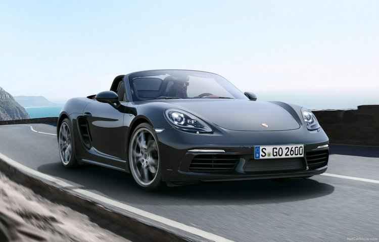 718 Boxter será lançamento exclusivo no novo espaço da Porsche - Porsche / Divulgação