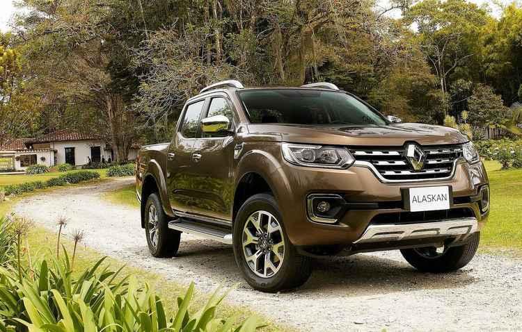 Renault lança picape para concorrer entre as médias; Modelo chega no Brasil em 2018 - Renault / Alaskan