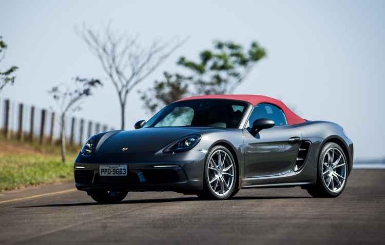 Acerto no conjunto inclui bela carroceria, chassi sem vibrações e conjunto mecânico com retomadas energizadas  - Porsche / Divulgação