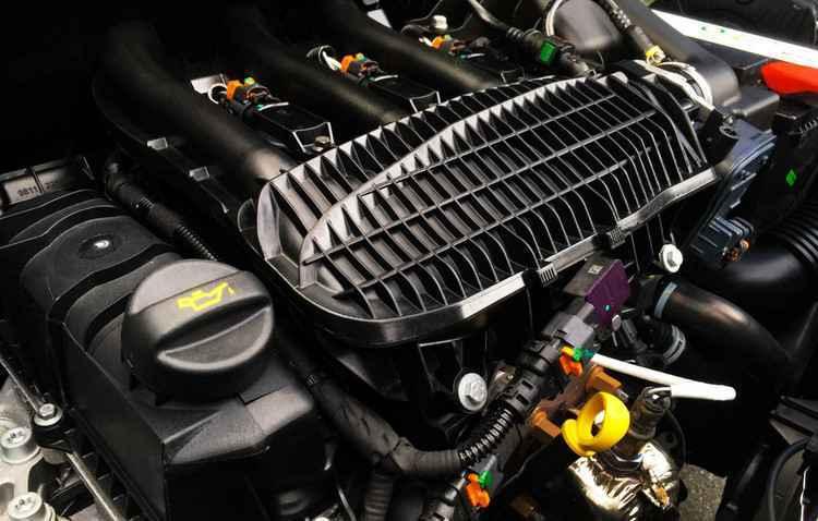 Propulsor três cilindros desenvolve 90 cavalos com etanol - Citroën / Divulgação