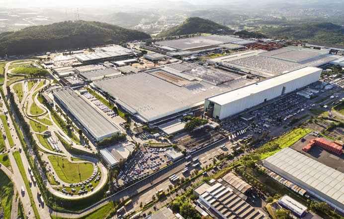 A planta está em meio a seu maior ciclo monetário, recebendo, desde 2010, R$ 7 bilhões em aportes - Fiat / Divulgação