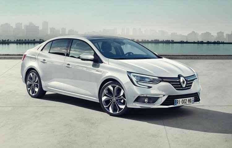 Megane chega para substituir o Fluence na Europa - Renault / Divulgação