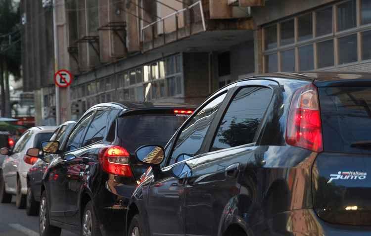 Janelas fechadas contribuem na economia - Ricardo Fernandes / DP