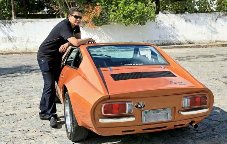 Automóvel já foi de discórdia do proprietário com a companheira - Ron/Divulgação