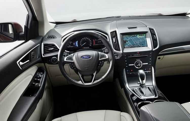 Para a montadora norte-america, a aposta é: tecnologia - Ford / Divulgação