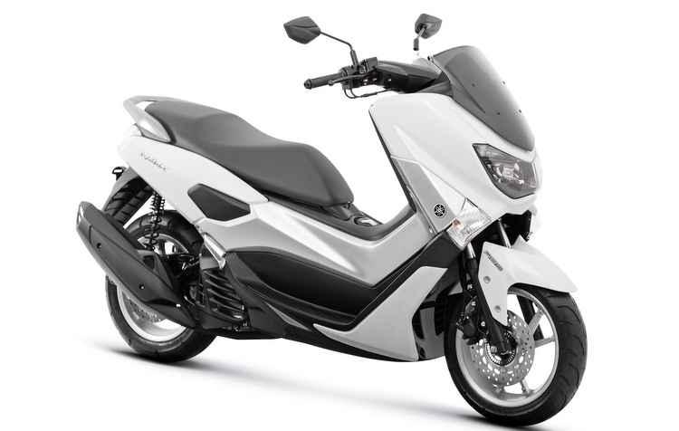 Scooters oferecem conforto para a cidade - Yamaha / Divulgação