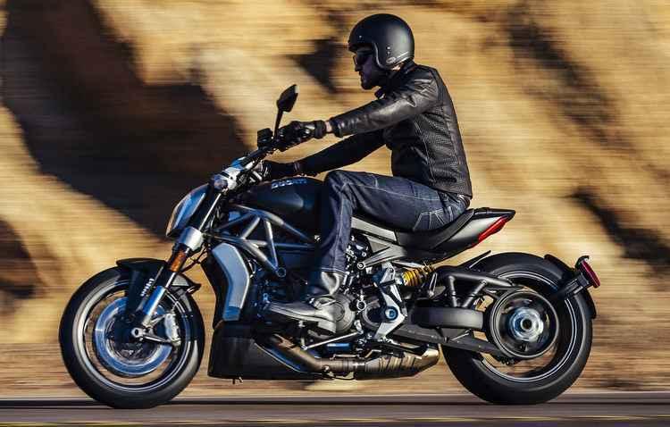 Ducati anunciou a chegada das estradeiras para concorrer com Harley e Yamaha - Ducati / Divulgação