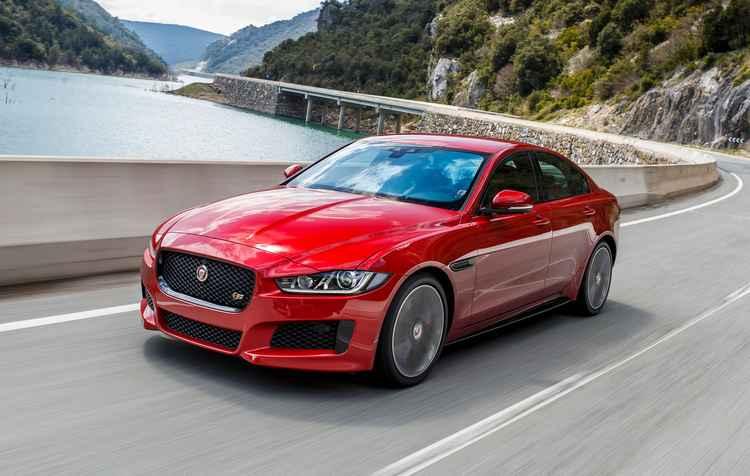 Design do XE segue a linha da Jaguar de reunir esportividade com muito requinte - Jaguar / Divulgação