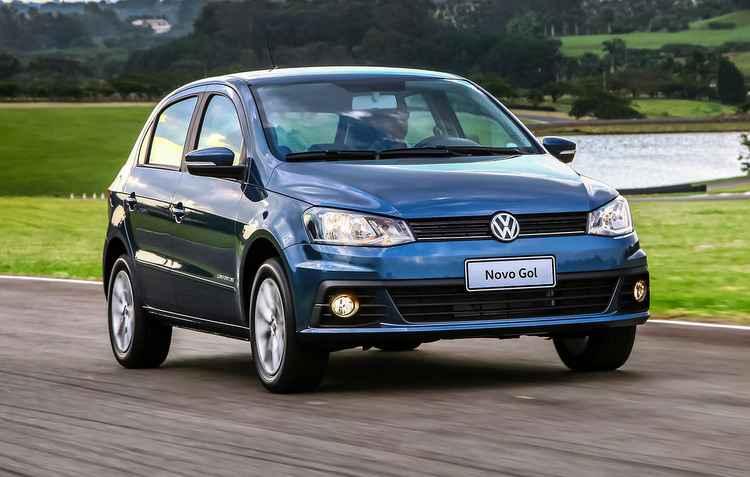 Além da mudança no visual, modelo ganhou novo motor - Pedro Danthas / Volkswagen
