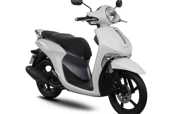 Janus é a primeira moto da Yamaha com o sistema - Yamaha / Divulgação