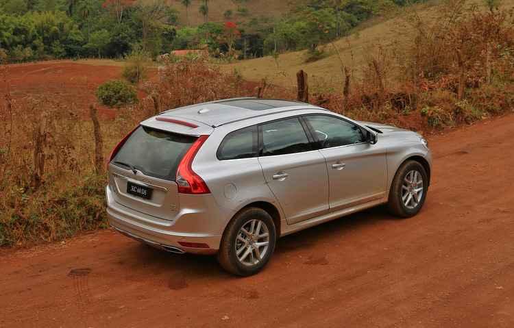 Atualmente, o XC60 é responsável por 53% das vendas da Volvo Cars no mercado nacional - Volvo / Divulgação