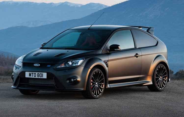 No primeiro semestre de 2017 deve ser apresentado o novo Ford Focus RS500 - Ford / Divulgação
