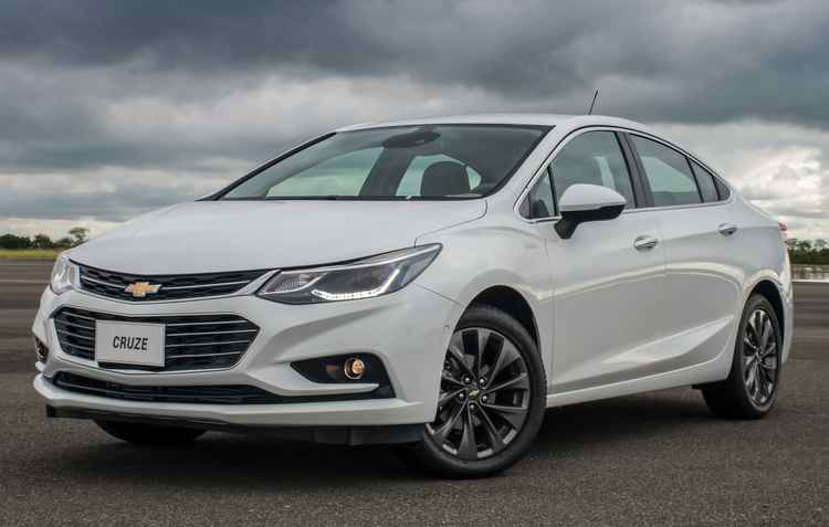 Cruze 2017 será apresentado em um coquetel na Autonunes - Chevrolet / Divulgação