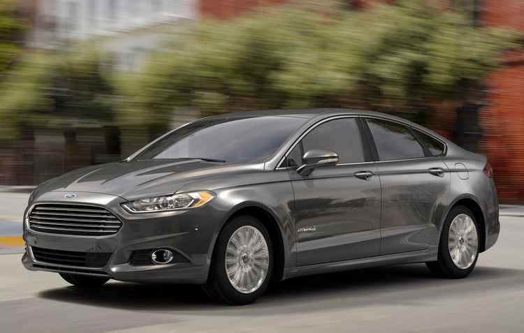 Fusion Hybrid é um dos mais econômicos - Ford / Divulgação