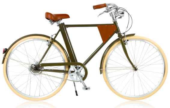 Bike elétrica de 350 wats tem autonomia de 30 km - Abve / Divulgação