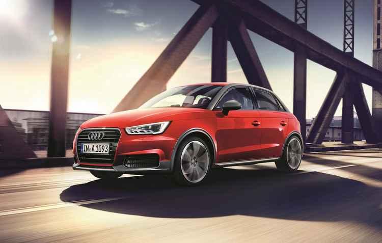 Versão especial do A1 conta com 50 unidades - Audi / Divulgação