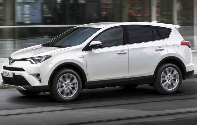 Estima-se que o novo modelo esteja no Salão do Automóvel de São Paulo - Toyota / Divulgação