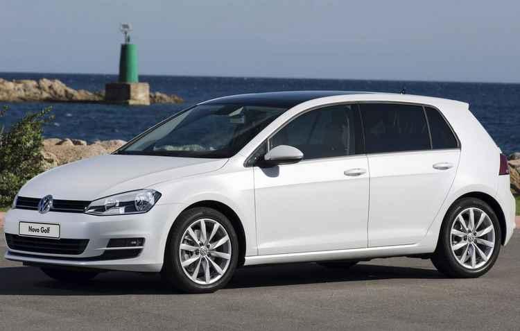 Produzido no Brasil, esportivo pode entrar na briga com o repaginado Ford Fiesta - Volkswagen / Divulgação