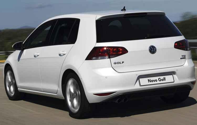 Nova motorização chega para tentar mudar os poucos quatro mil modelos que foram vendidos este ano - Volkswagen / Divulgação