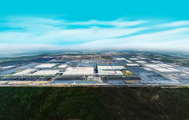 US$ 3 bilhões foram necessários para colocar a fábrica da Kia Motors no México em funcionamento - Kia Motors / Divulgação