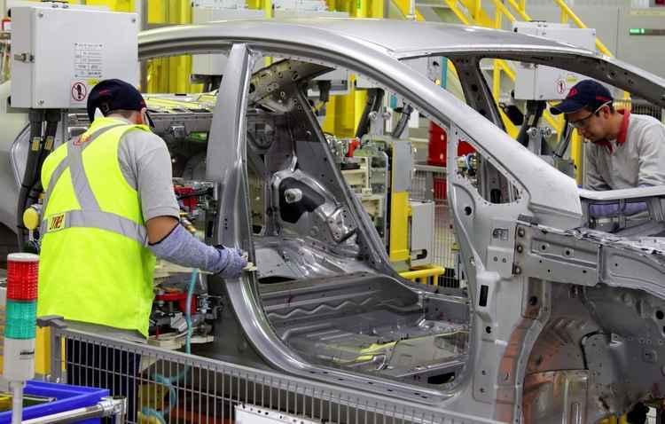 Fábrica tem capacidade total de produzir 400 mil unidades por ano - Kia Motors / Divulgação