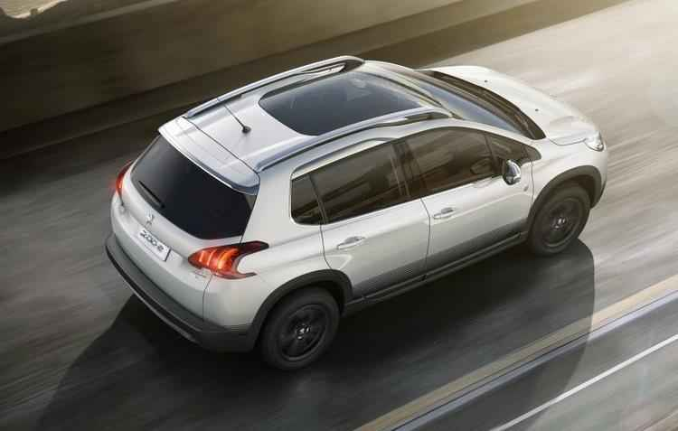2008 Crosswat tem preço sugerido de R$ 83.690 - Peugeot / Divulgação