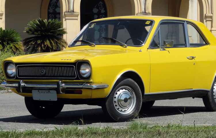 Produzido pela Ford de 1968 a 1986, grande sucesso - Jason Vogel / Agencia O Globo