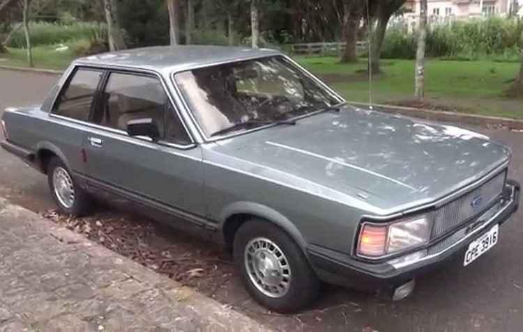Ford lançou primeiro sedã médio em maio de 1981 - Ford / Divulgacao