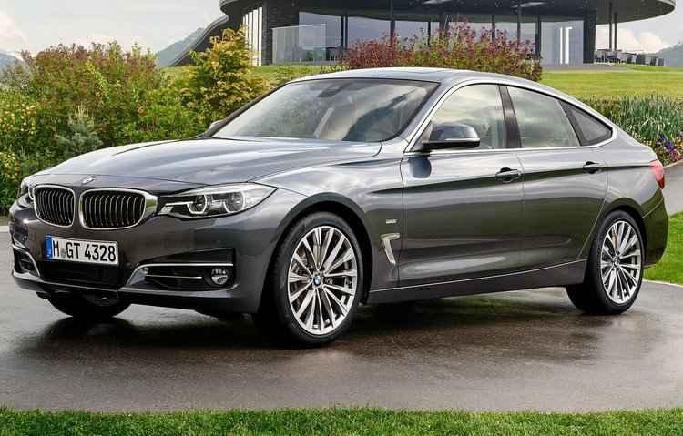 Série 3 Gran Turismo mescla características de cupê e sedã em um só modelo - BMW / Divulgação