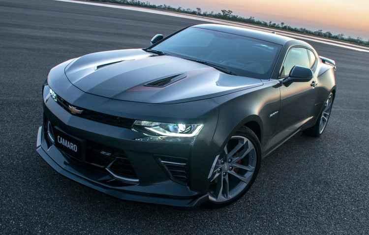 Modelo terá suas 100 primeiras unidades vendidas na versão especial e limitada Fifty - GM / Divulgação