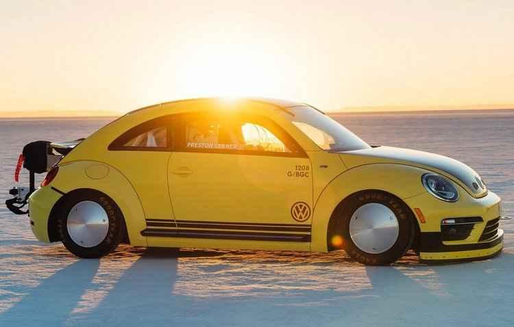 Transformação rendeu ao modelo 550 cavalos de potência e 58,2 kgfm de torque - Volkswagen / Divulgação