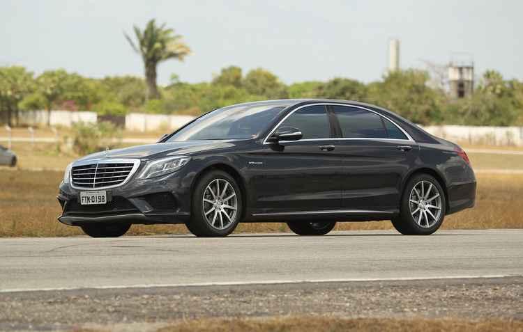 Todos os carros da Mercedes-Benz podem ser comprados na nova revenda da marca no Recife - Mercedes-Benz / Divulgação