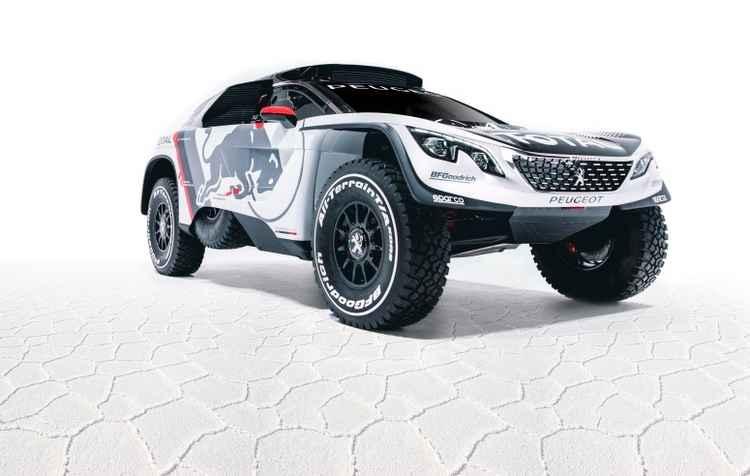 Na parte técnica, a Peugeot focou, principalmente, no conjunto de suspensão - Peugeot / Divulgação