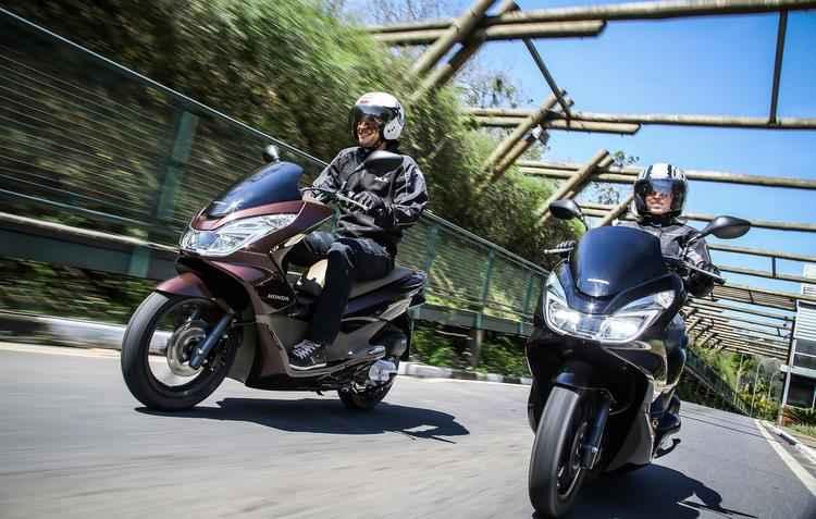modelo chega com novas cores e preços para as duas versões - Honda / Divulgação