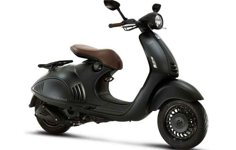 Sucesso em 1986 fez a scooter se aproximar da vice-liderança da Yamaha - Piaggio / Divulgação