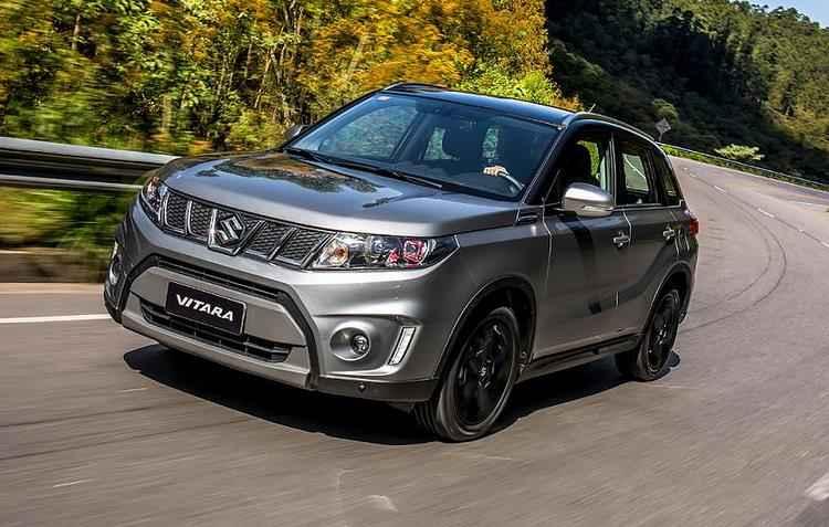 Vitara chega para concorrer com Honda HR-V, Jeep Renegade e Nissan Kicks nas categorias mais básicas - Murilo Mattos / Divulgação