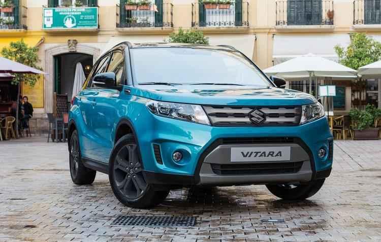 Inicialmente com motor 1.6. A versão mais completa, com motorização 1.4 turbo, somente em dezembro - Suzuki / Divulgação