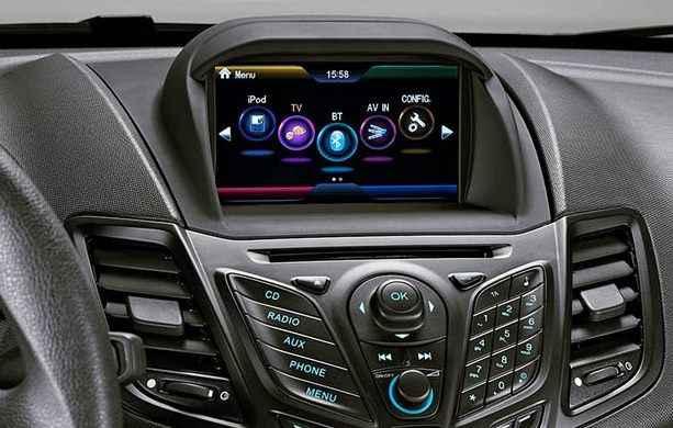 Volume de músicas que possa ser escutado do lado de fora do veículo pode ser considerado uma infração grave - Ford / Divulgação