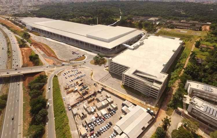 Algumas montadoras vão disponibilizar test drives - Expo São Paulo/Divulgação