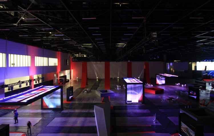 Espaço de exposição terá pelo menos 500 novidades que serão apresentadas - Expo São Paulo/Divulgação