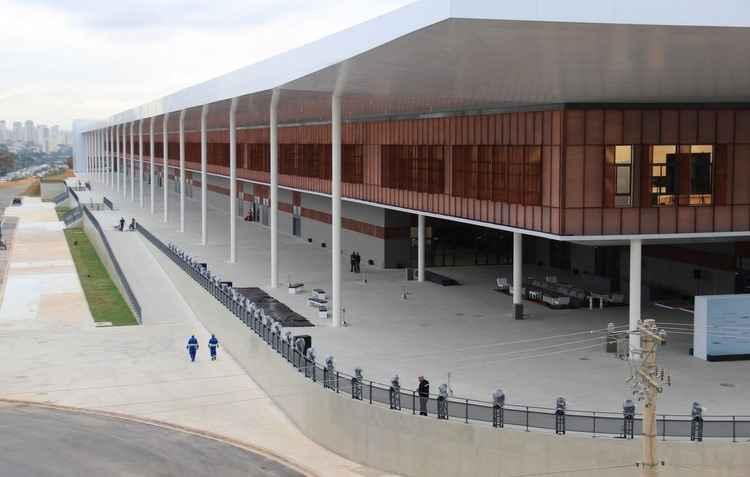 Expo São Paulo possui ar-condicionado em todo o ambiente interno e wi-fi gratuito nas áreas de lazer - Expo São Paulo/Divulgação