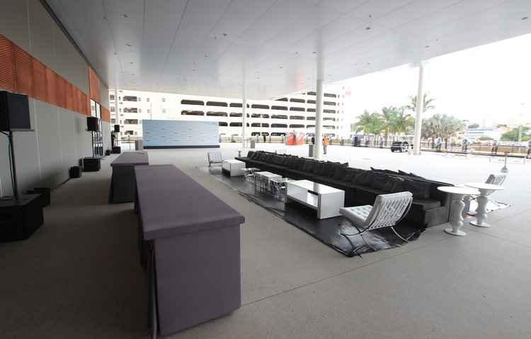 Área de 90 mil² será dedicada ao evento - São Paulo Expo / Divulgação