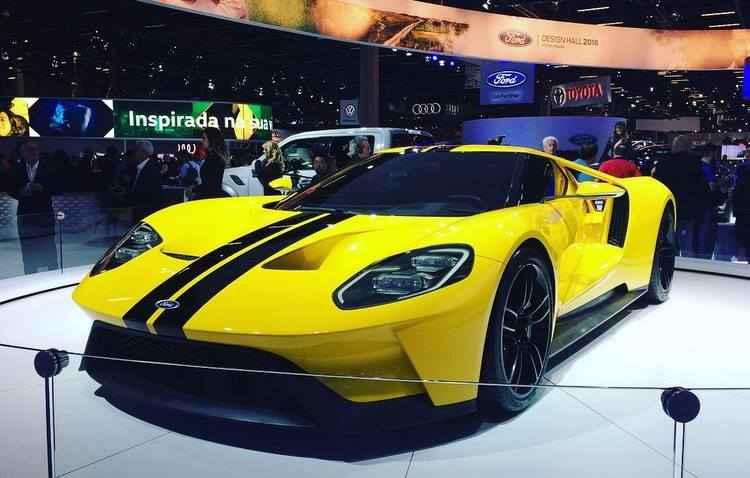 Lançamento do GT repaginado foi feito para comemorar os 50 anos dele no mercado - Revista Carros / Divulgação