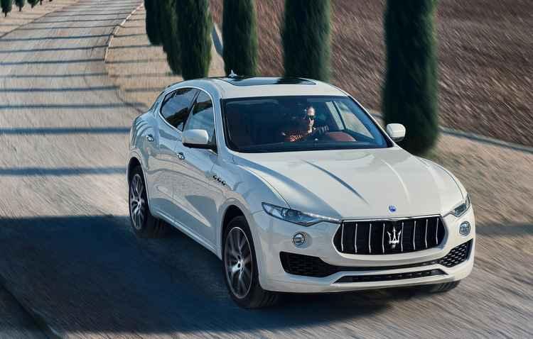 Maserati / Divulgação