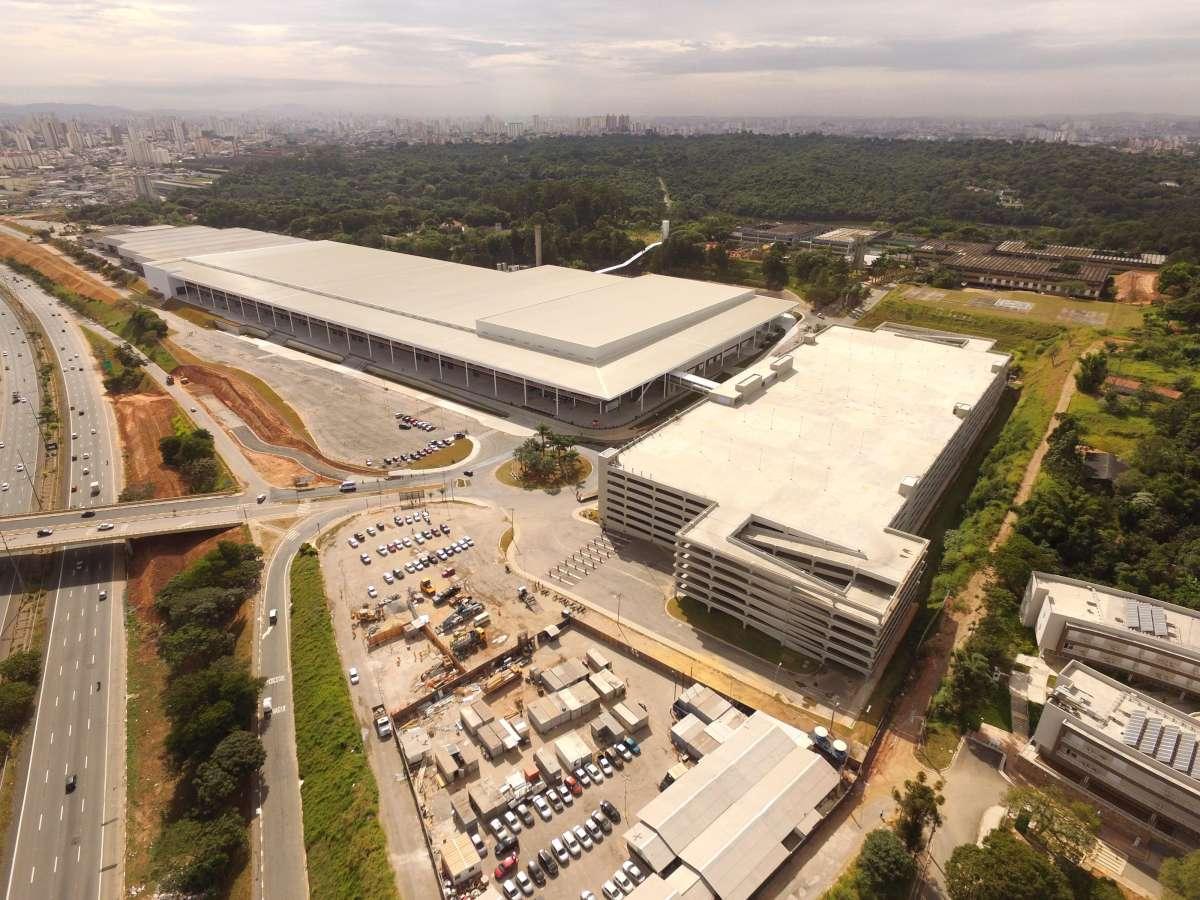 São Paulo Expo/ Divulgação