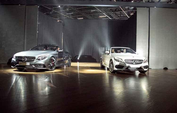 Mercedes-Benz / Divulgacao